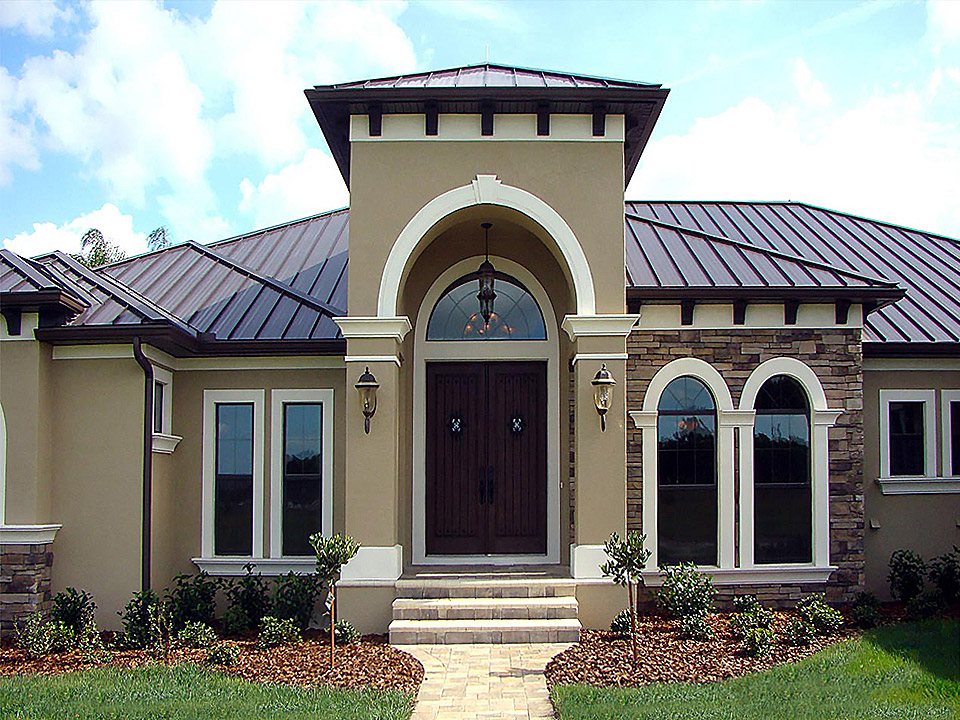 The southern traditional homes photo gallery showing for Mediterranean custom homes