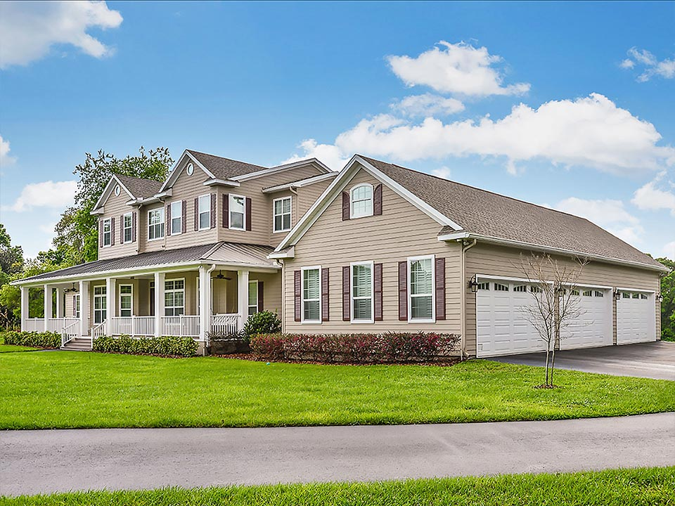 The Southern Traditional Homes Photo Gallery Showing