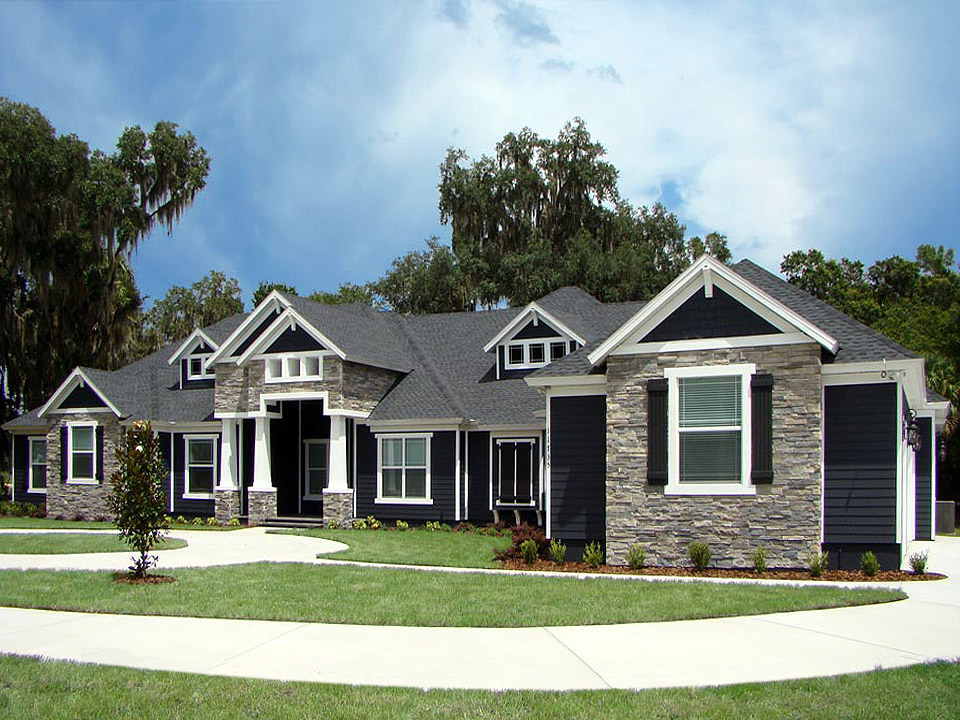 The southern traditional homes photo gallery showing for Customize house